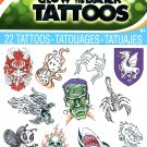 Tattoos Glow in the Dark Temporary 22 By Savvi - V5