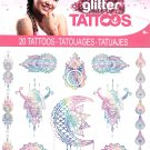 Tattoos Glitter Temporary 20 By Savvi - V1a
