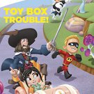 Toy Box Trouble! (Disney Infinity) (A Stepping Stone Book(TM))