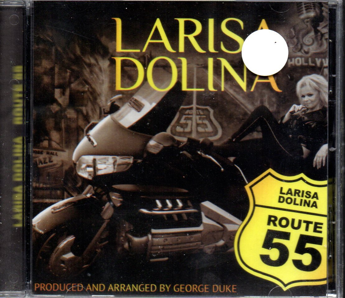 Route 55 / Route 55 - Larisa Dolina / �а�и�а �олина - Russian Music CD