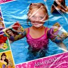 What Kids Want Disney Princess - Ariel, Belle, Rapunzel - Arm Floats