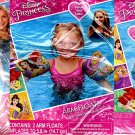 """What Kids Want Disney Princess - 17.5"""" Swim Ring & Surf Rider & Arm Floats Pack of 3"""