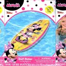 "What Kids Want Disney Minnie - 17.5"" Swim Ring & Surf Rider & Beach Ball Pack of 3"