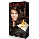 Revlon Luxurious Colorsilk Buttercream, Dark Brown (eb002)