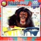 Chimpy 100 Piece Jigsaw Puzzle
