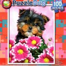 Puzzlebug Cute Yorkshire Terrier 100 Piece Jigsaw Puzzle - p 008
