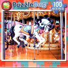 Puzzlebug Old French Carousel 100 Piece Jigsaw Puzzle - p 008