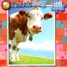 Puzzlebug Moo Moo Cow 100 Piece Jigsaw Puzzle - p 008