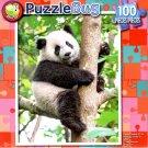 Puzzlebug Panda Climbing a Tree 100 Piece Jigsaw Puzzle - p 008