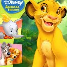 Disney Animal Friends Big Fun Book to Color - Playtime with Pals