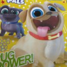 Disney Puppy Dog Pals Jumbo Coloring & Activity Book, Pug Power
