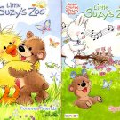 Coloring Activity Book Little Suzy's Zoo Fun (2-Pack) - v2