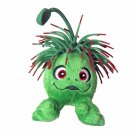 Yo-Yo Zibbies for Pets Boing Plush Toy with Crazy Hair Squeaker and Launcher
