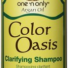 one 'n only Argan Oil Color Oasis Clarifying Shampoo, 12 Ounce