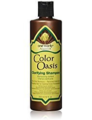 One N Only Argan Oil Shampoo Color Oasis Clarifying 12oz (3 Pack)