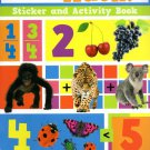 Flowerpot Press Let's Learn Math - Sticker and Activity Book
