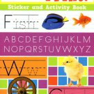 Flowerpot Press Let's Learn to Print - Sticker and Activity Book