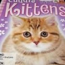 Cute Animals Cuddly Kittens (With Over 30 Stickers)