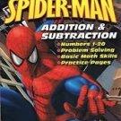 Spider-Man Workbooks with Stickers - Add & Subtract