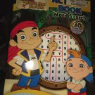 Jake & the Never Land Pirates Activity Book Word Search (With Over 30 Reward Stickers Included)