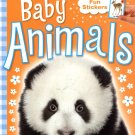 Cute Animals - Baby Animals (With Over 30 Stickers) - Sticker and Activity Book