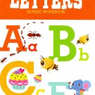 Educational Workbooks Kindergarten - Letters