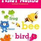 Educational Workbooks Kindergarten - First Words