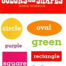 Educational Workbooks Kindergarten - Colors & Shapes