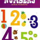 Educational Workbooks Kindergarten - Numbers