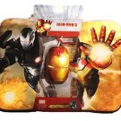 Iron Man 3 Neoprene Sleeve with Optical Mouse Fits Up to 14 Inch Notebook or Tablet