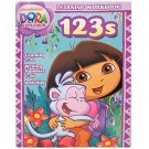 Dora The Explorer Learning Workbook (1,2,3's)