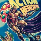 Super Color Action Heroes