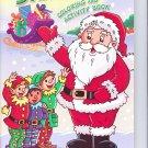 Santa's Coloring & Activity Book
