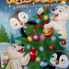 Trim the Tree Jumbo Coloring & Activity Book (2014, 112 Pages)