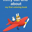 Miffy Coloring & Activity Book-Out and About