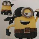 Despicable Minion Made Jumbo Coloring & Activity Book, Eye Matie