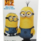 Despicable Me 2 Yellow Ops Minions Coloring Book