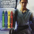 Star Wars - the Force Awakens - Coloring & Activity
