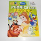 Disney Adventures in Learning Phonics & Reading Workbook (Grade 1) by Bendon