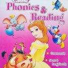 Educational Workbook Disney - Phonics & Reading - Adventures in Learning