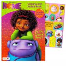 DreamWorks Home Do You Speak Boov? Coloring and Activity Book - Includes Stickers