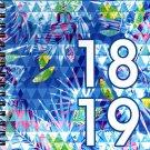 2018-2019 Student Planner Calendar -  (Spiral Bound) v2