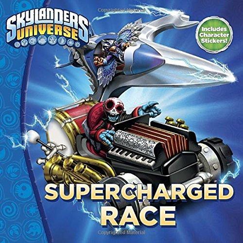 SuperCharged Race (Skylanders Universe)