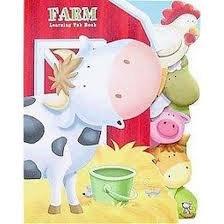 Farm Animals (Learning Tab Book)