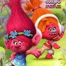 DreamWorks Trolls - Rook 'N Troll - Jumbo Coloring & Activity Book