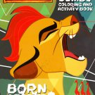 The Lion Guard - Born Liader - Jumbo Coloring and Activity Book