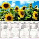 2019 Magnetic Calendar - Calendar Magnets - Today is my Lucky Day -  v5
