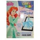 Disney Princess Color & Play Come to Life!