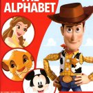 The Alphabet - Disney Adventures in Learning Educational Activity Workbook - v 2