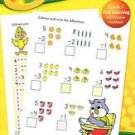 Crayola Subtraction Workbook